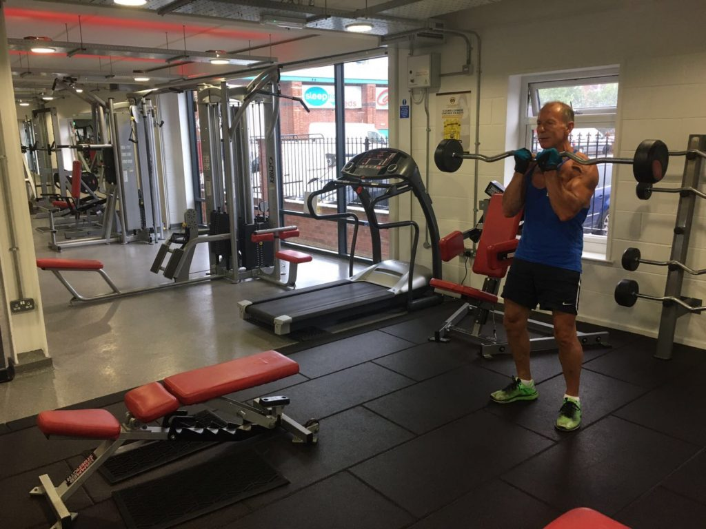 MEET eric at swift fitness york