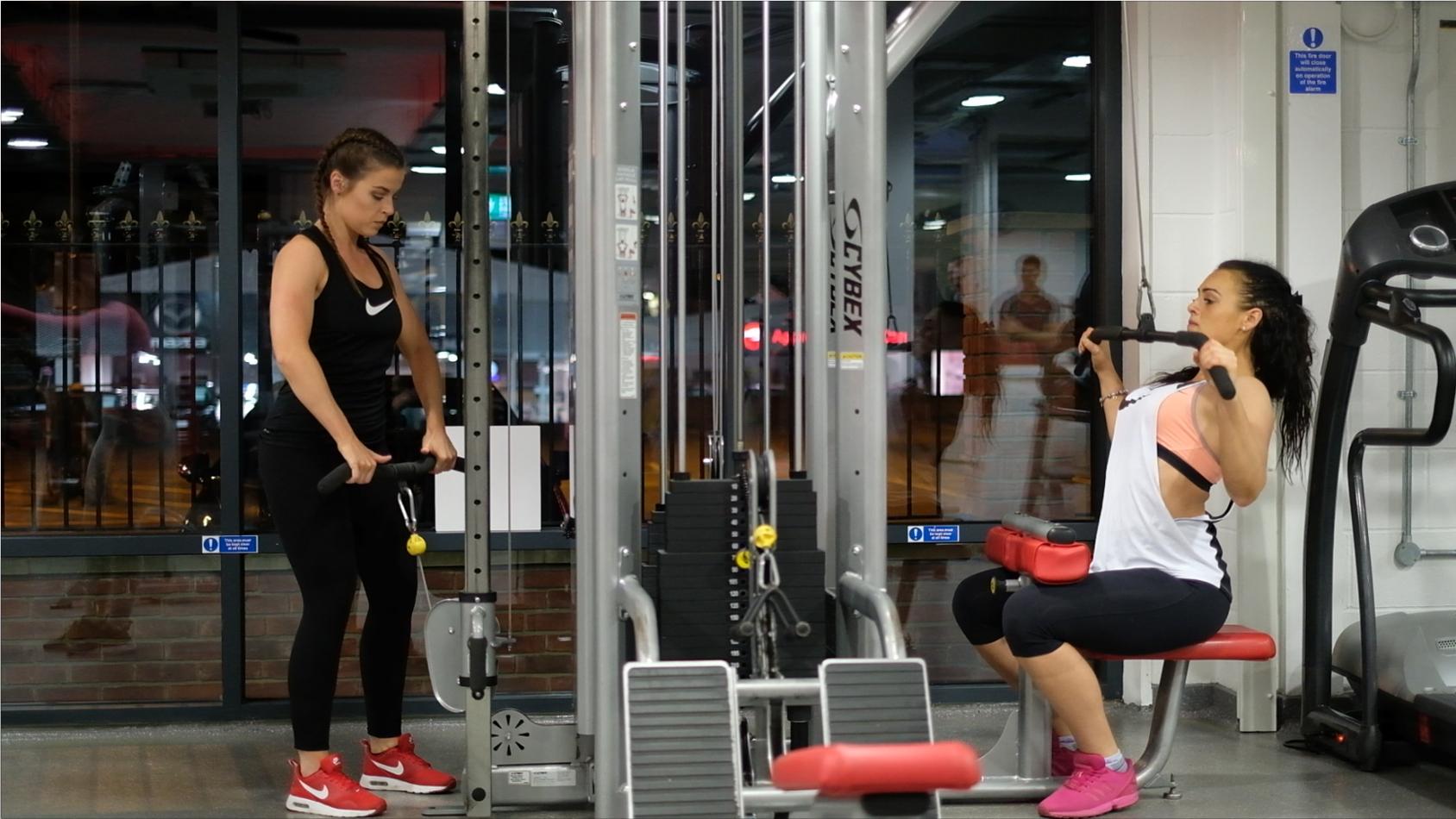 gyms in york