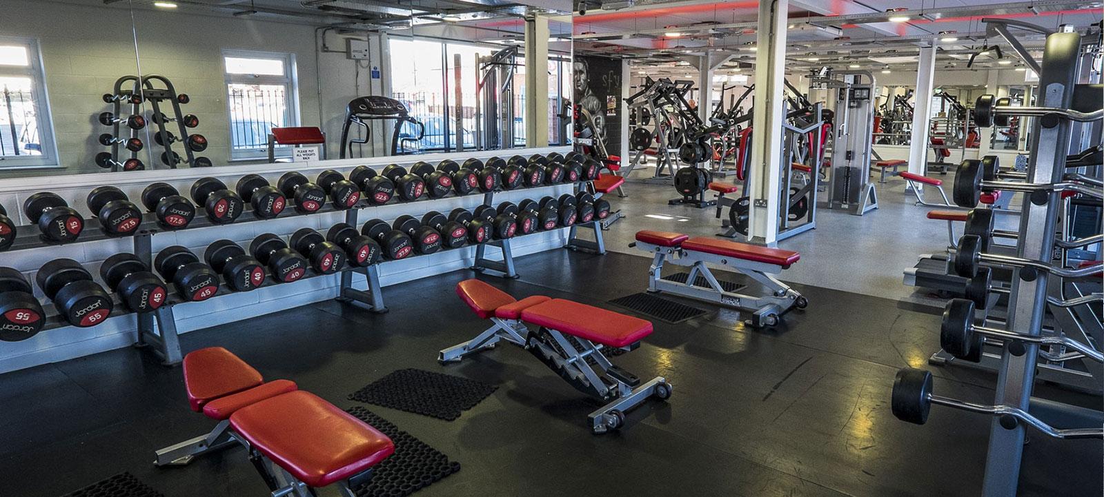 gym-in-york