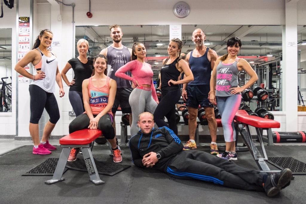 Fitness Class In York