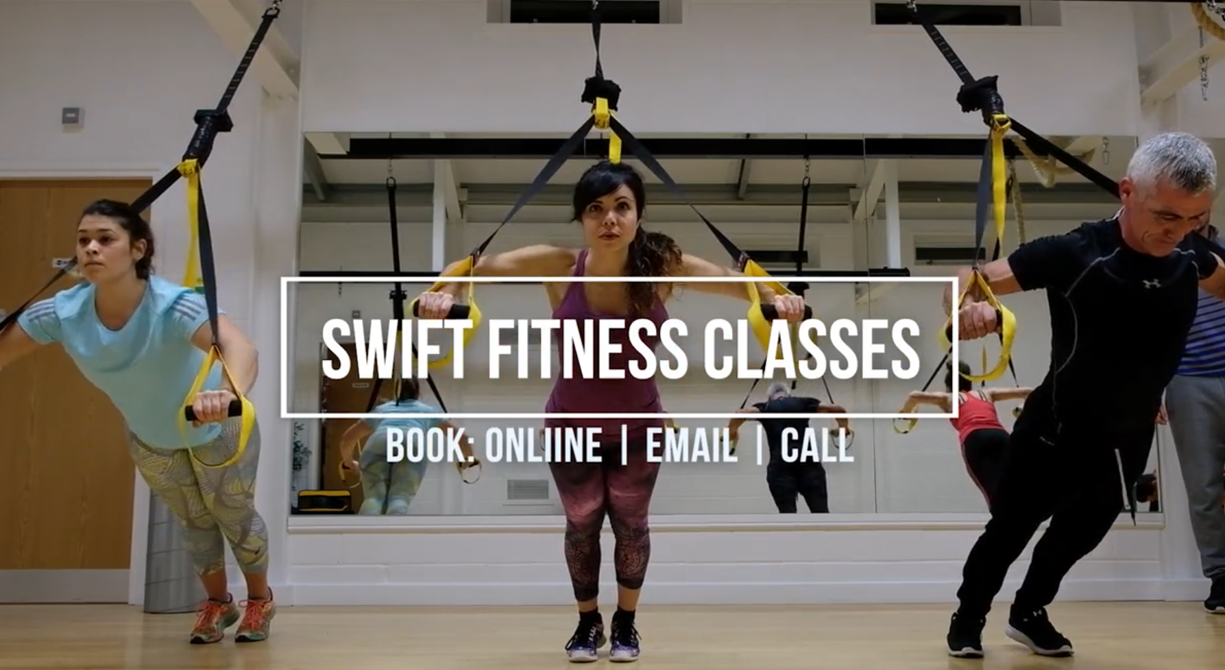 york fitness classes