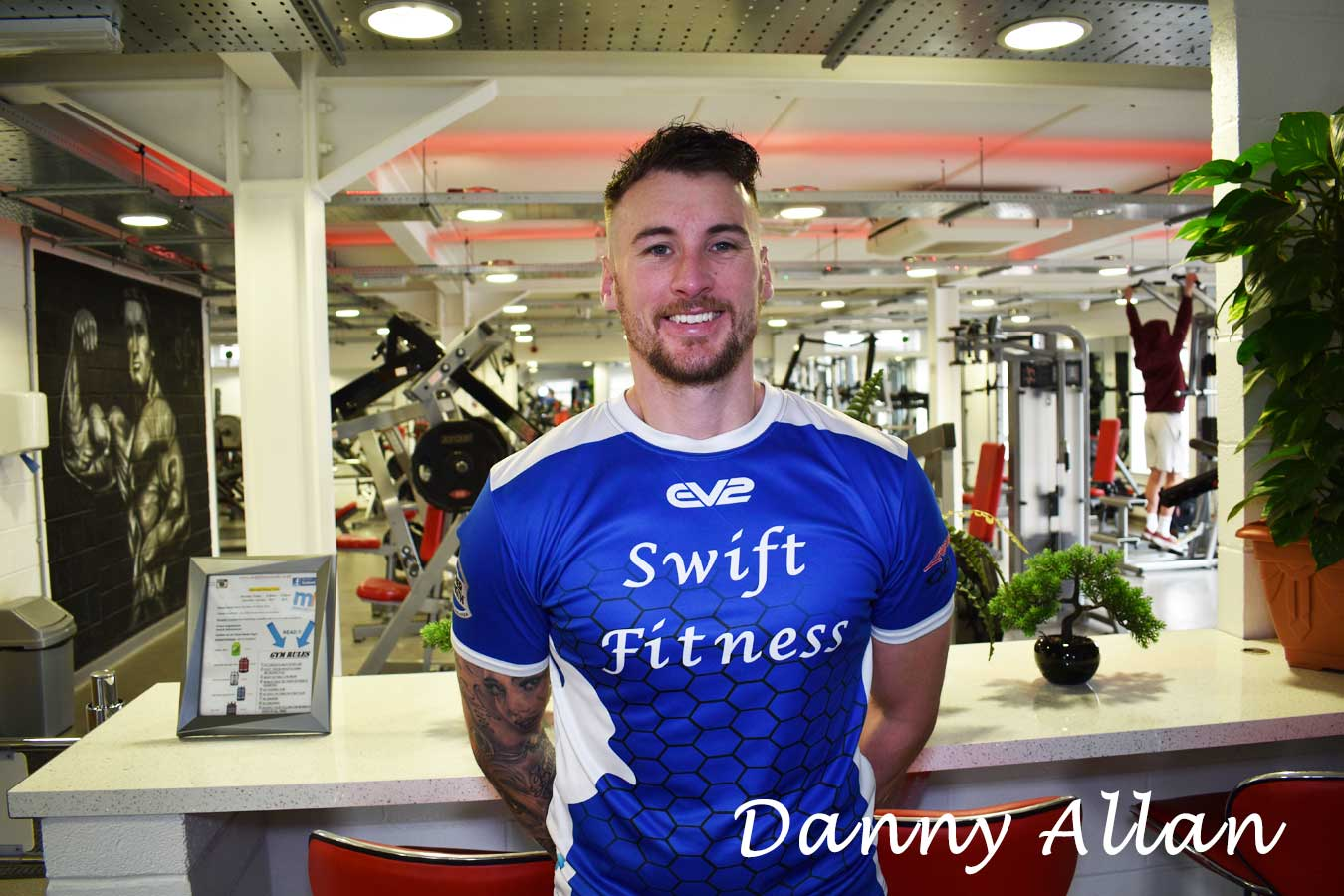 swift fitness personal trainer