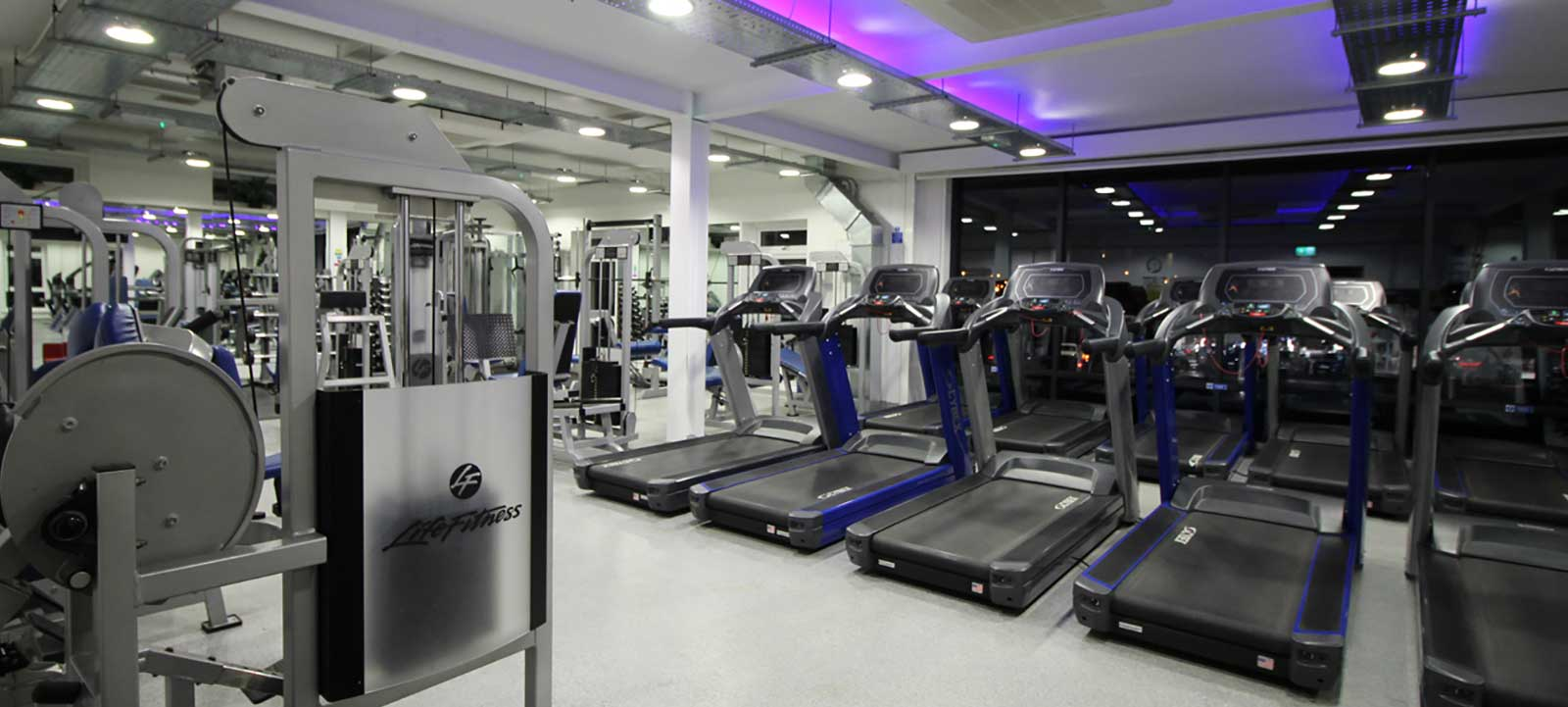 Cardio Room at Swift Fitness York
