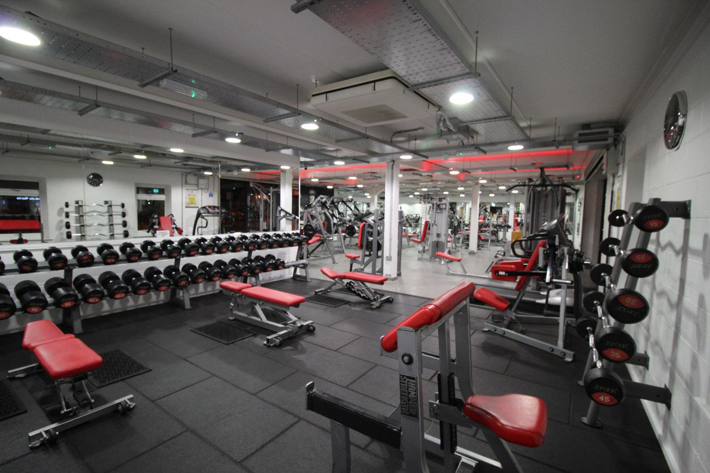 gym in york