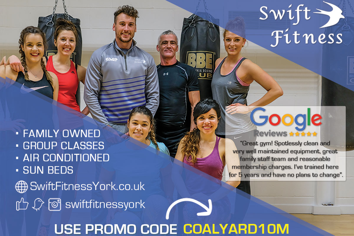swift fitness york student offer